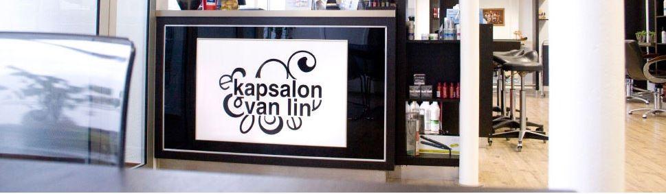 Logo Kapsalon Van Lin